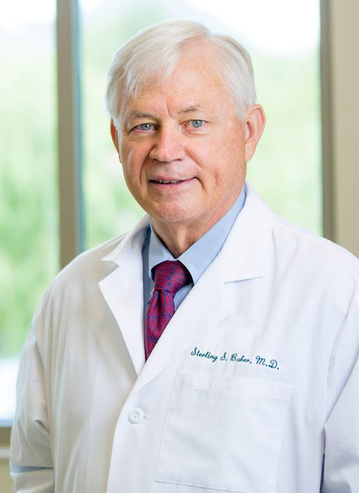 Sterling S. Baker, M.D., FAACS | Ophthalmologist