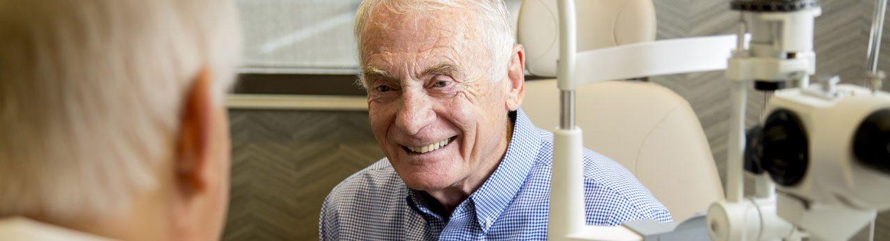 Sterling S. Baker, MD, FAACS   Post Cancer Surgery Eyelid & Facial Repair